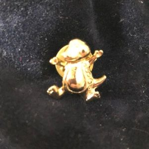 Other - Barney the Dinosaur lapel pin